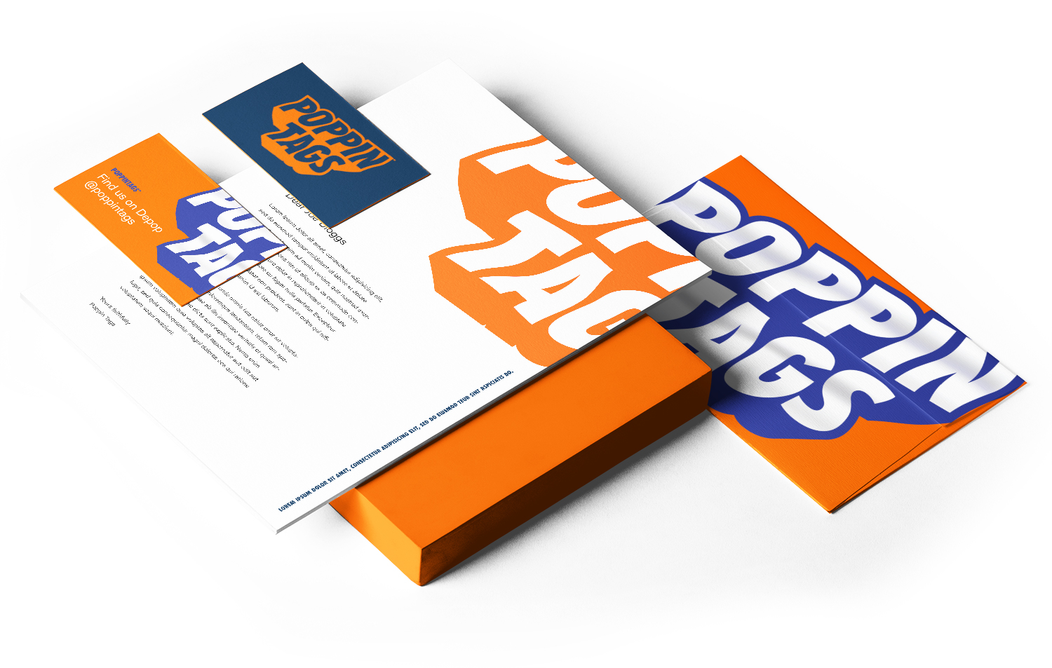 Branding - Kick-start your brand in style and stand out from the crowd with our complete branding packages.