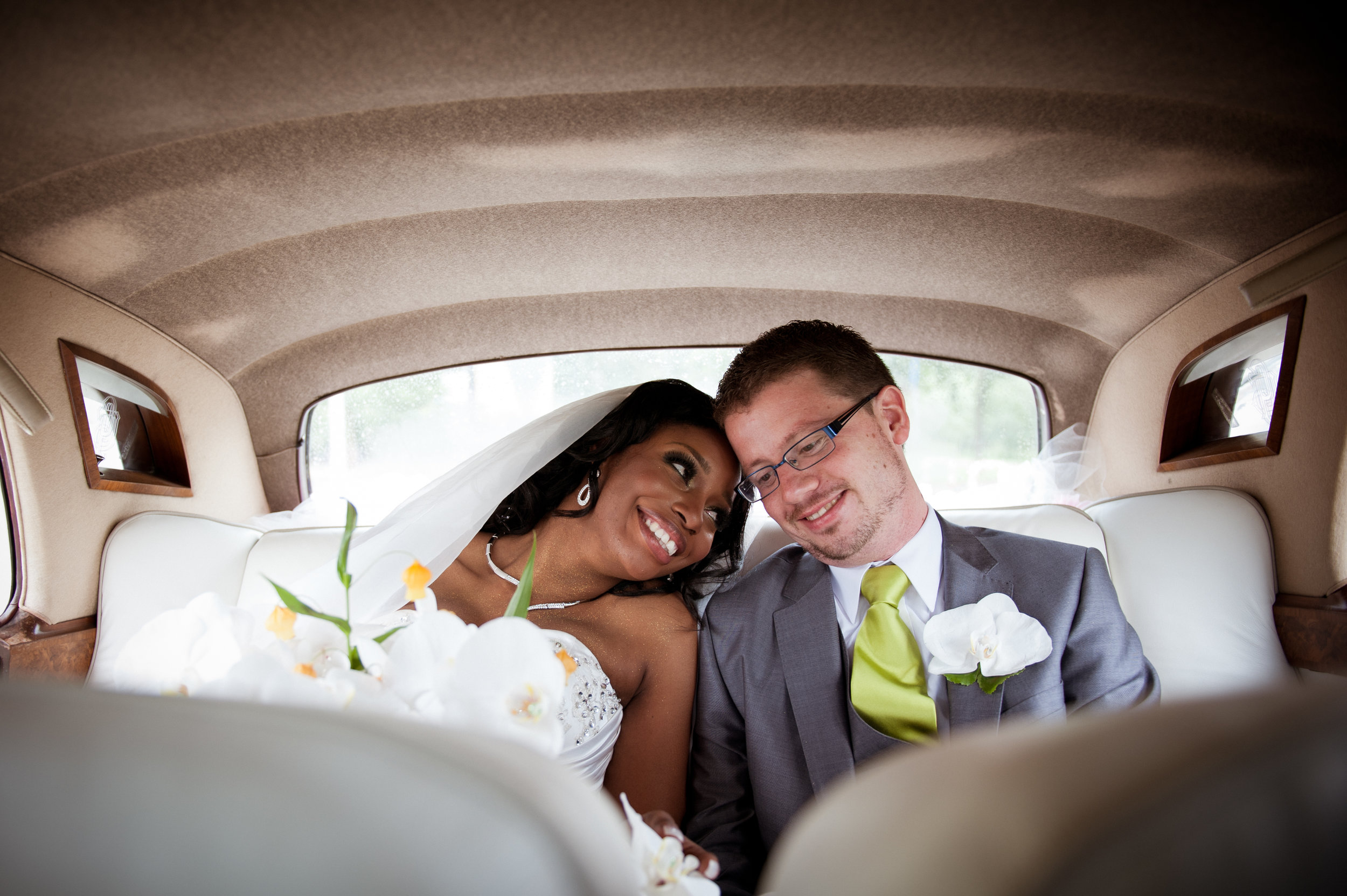 Weddings - From your Bachelor or Bachelorette party to the rehearsal dinner to the big day, we can handle every occasion to ensure you, your family and your guests get where they need to go safely and on time.