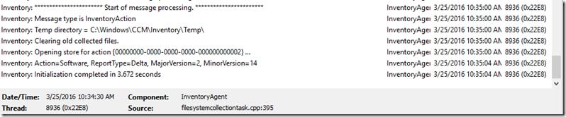 Troubleshooting Client Online Status in SCCM 1602 — Sparkhound
