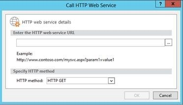 Doing Cool Things With Sharepoint 2013 S Call Http Web Service Workflow Action Part 1 Sparkhound
