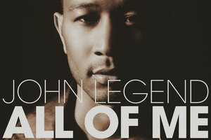 """All of Me"" - John Legend   Writer 8x Platinum US, 11M Sales Worldwide, Grammy, Soul Train, NAACP Awards"