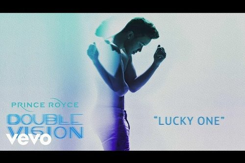 """Lucky One"" - Prince Royce    Writer, Producer"