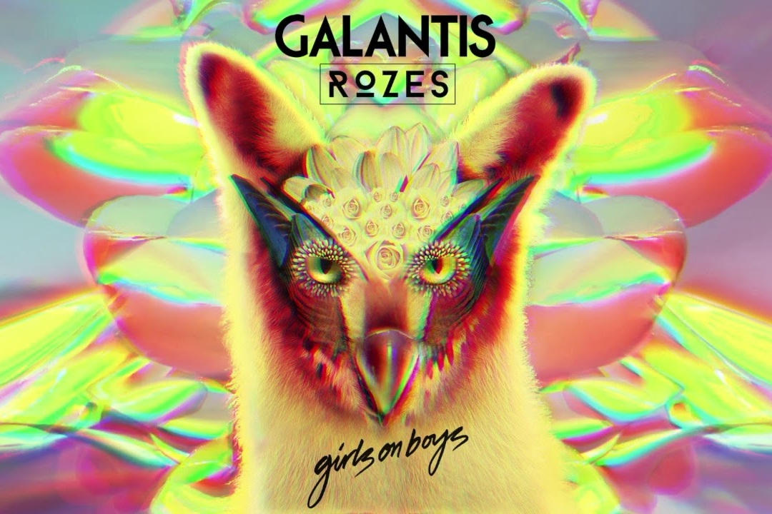 """""""Feel Good"""" - Galantis ft. Rozes    Writer"""