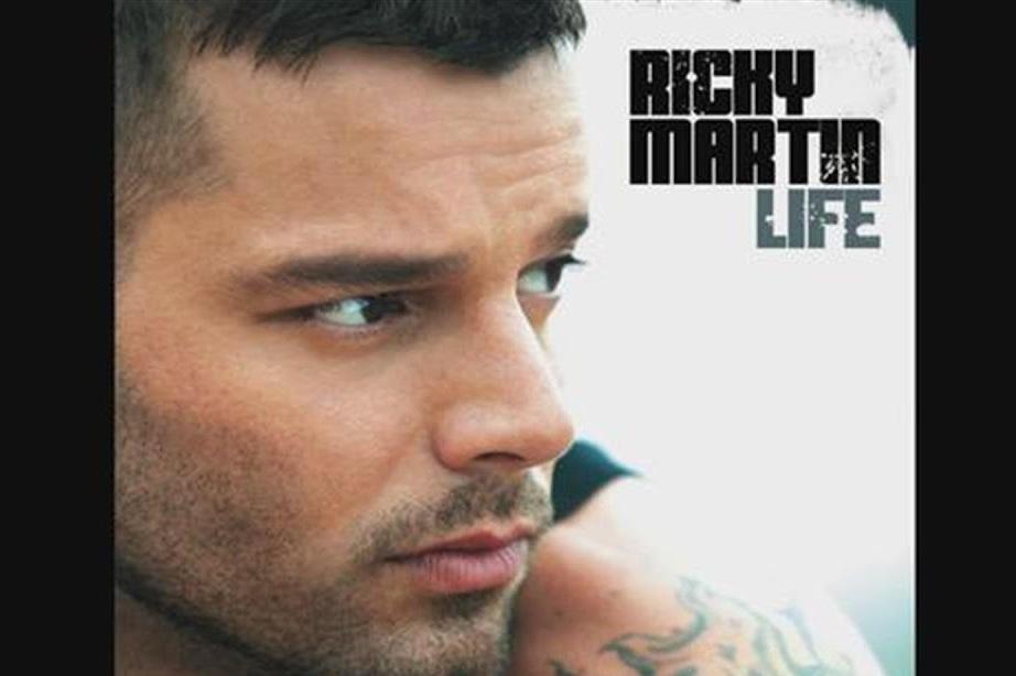 """Drop It On Me"" - Ricky Martin    Writer"