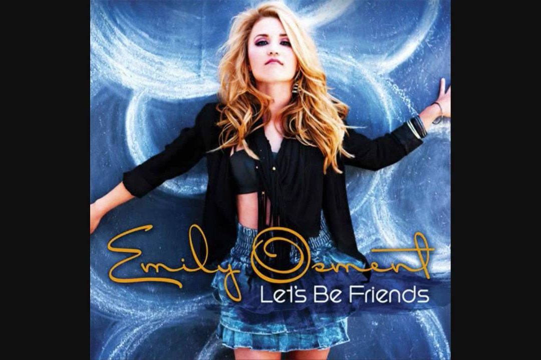 """Let's Be Friends"" - Emily Osment    Writer, Producer"