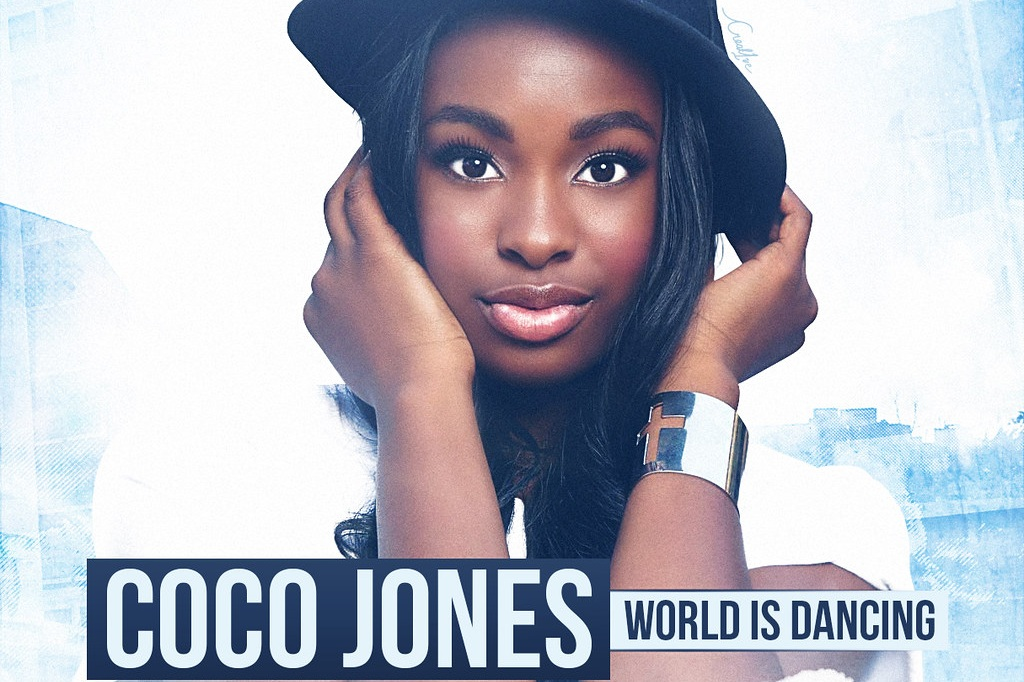 """World Is Dancing"" - Coco Jones    Writer, Producer"