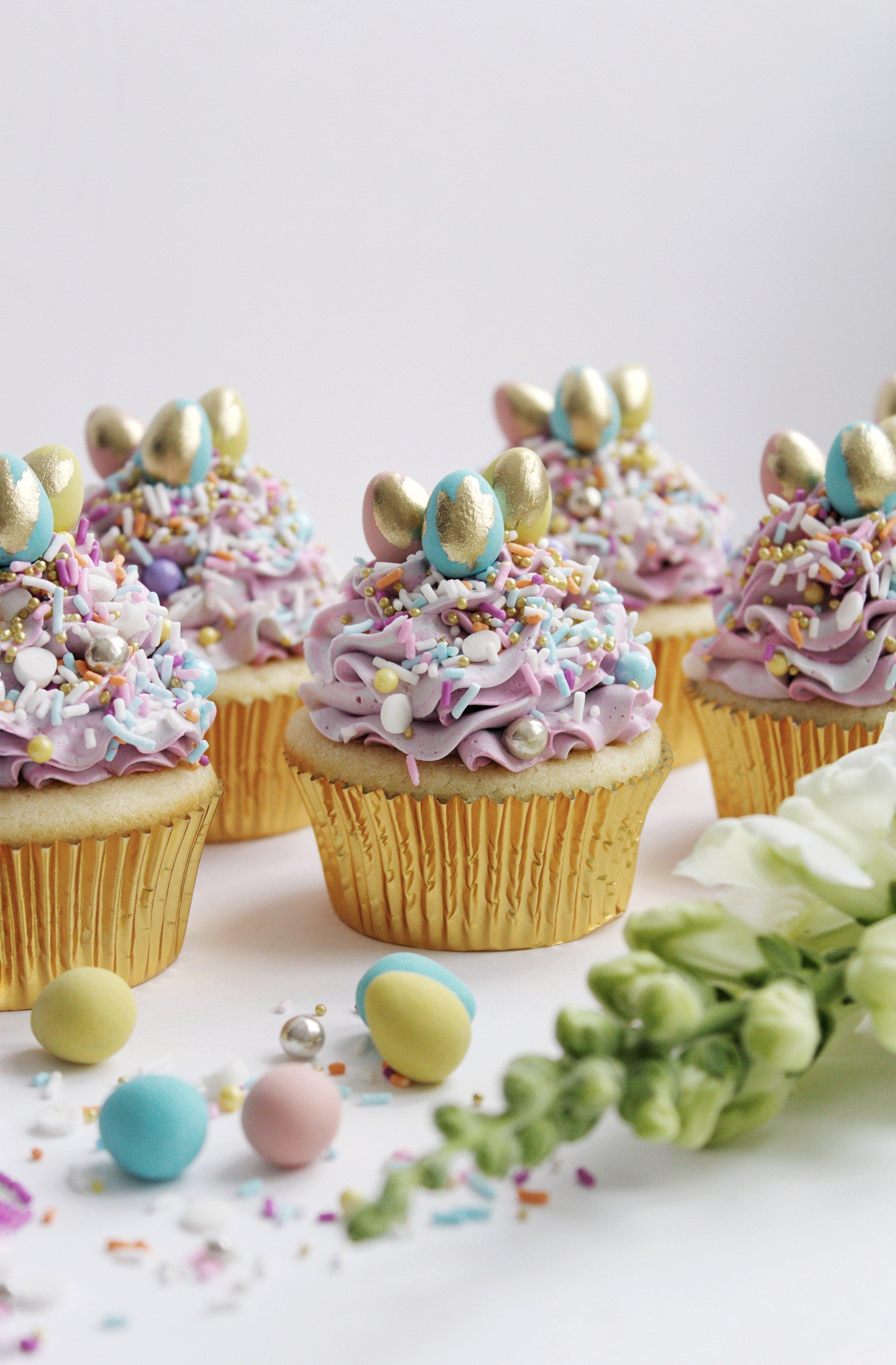 Deluxe Cupcake