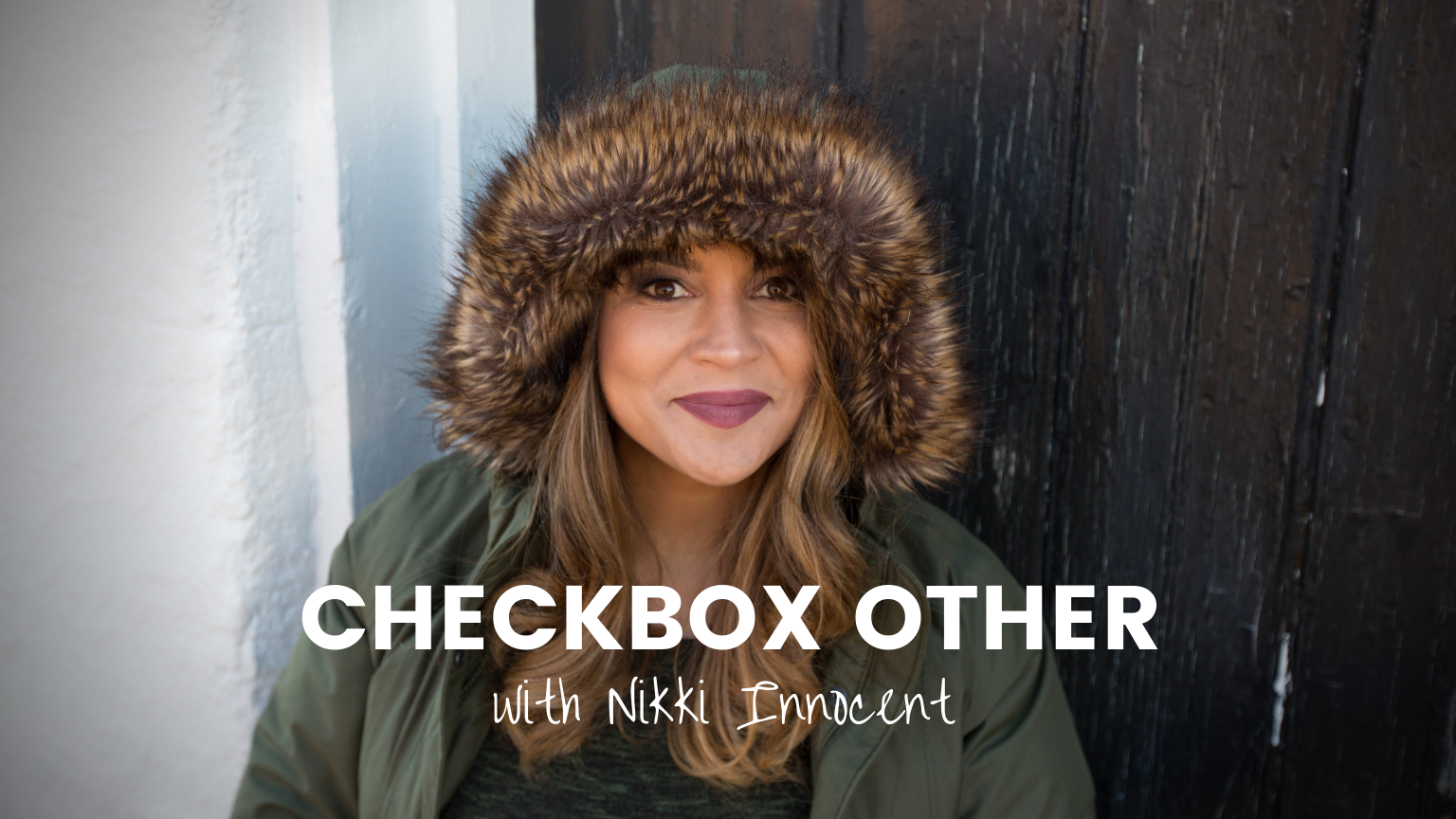"""Podcast host - I have a podcast, Checkbox Other, that celebrates stories of uniqueness and the moments in life where we feel """"other."""" During the episodes I have in-depth conversations with a variety of change-makers."""