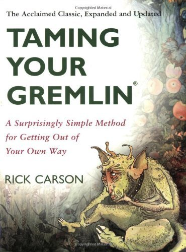 Book: Taming Your Gremlin