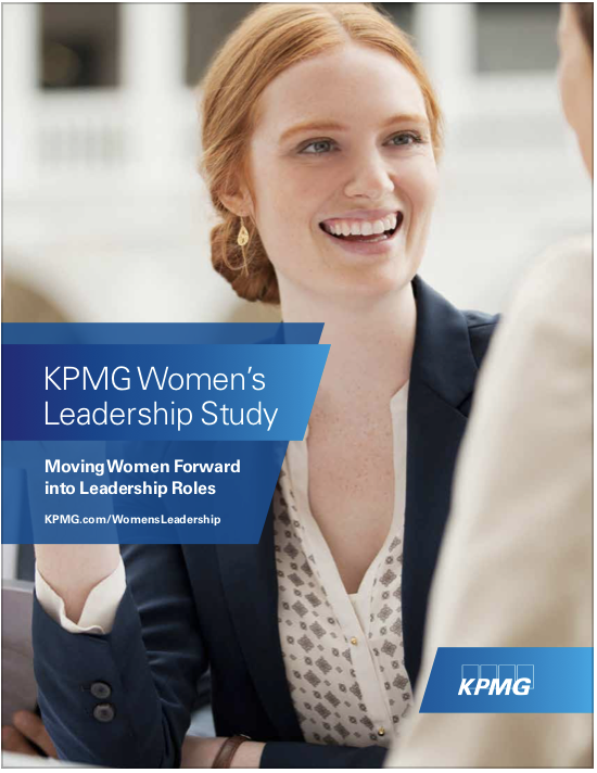 Report: KPMG Women's Leadership Study