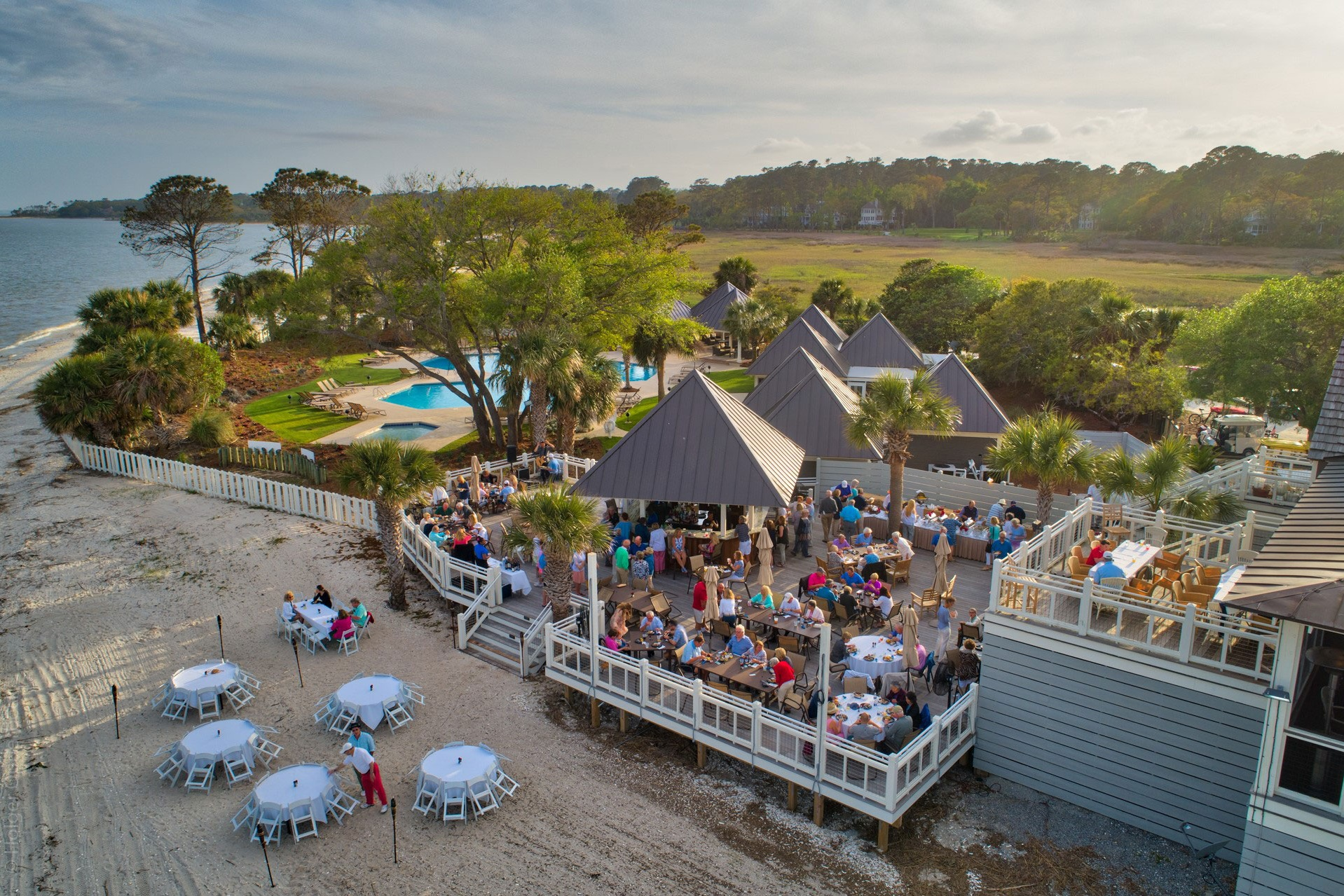 Daufuskie Island Vibes and Tides - October 17th - 20th, 2019Taste and explore the world of food and drink like never before.Vibes + Tides is Daufuskie Island's newest all-inclusive event, offering the exclusive amenities of Haig Point with the perfect blend of food from around the southeast. Meet and taste the very best from award-winning chefs, tastemakers, winemakers and more. Gather with friends as you take an indulgent tour of an Island rich in history and southern culture.