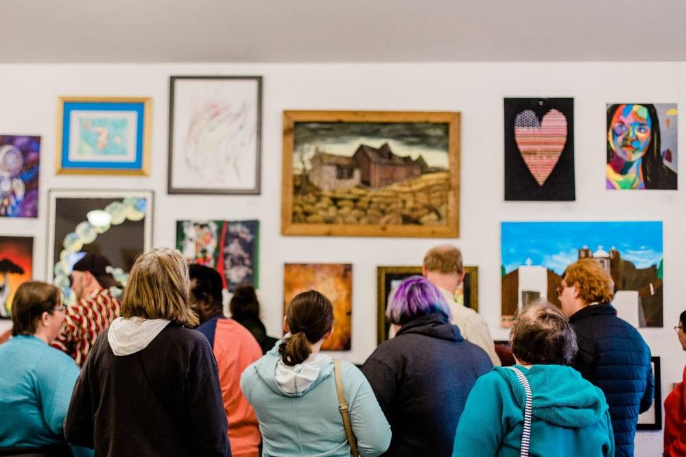 Art Show Sale & Fine Wine and Rare Spirits Auction - November 10, 2019