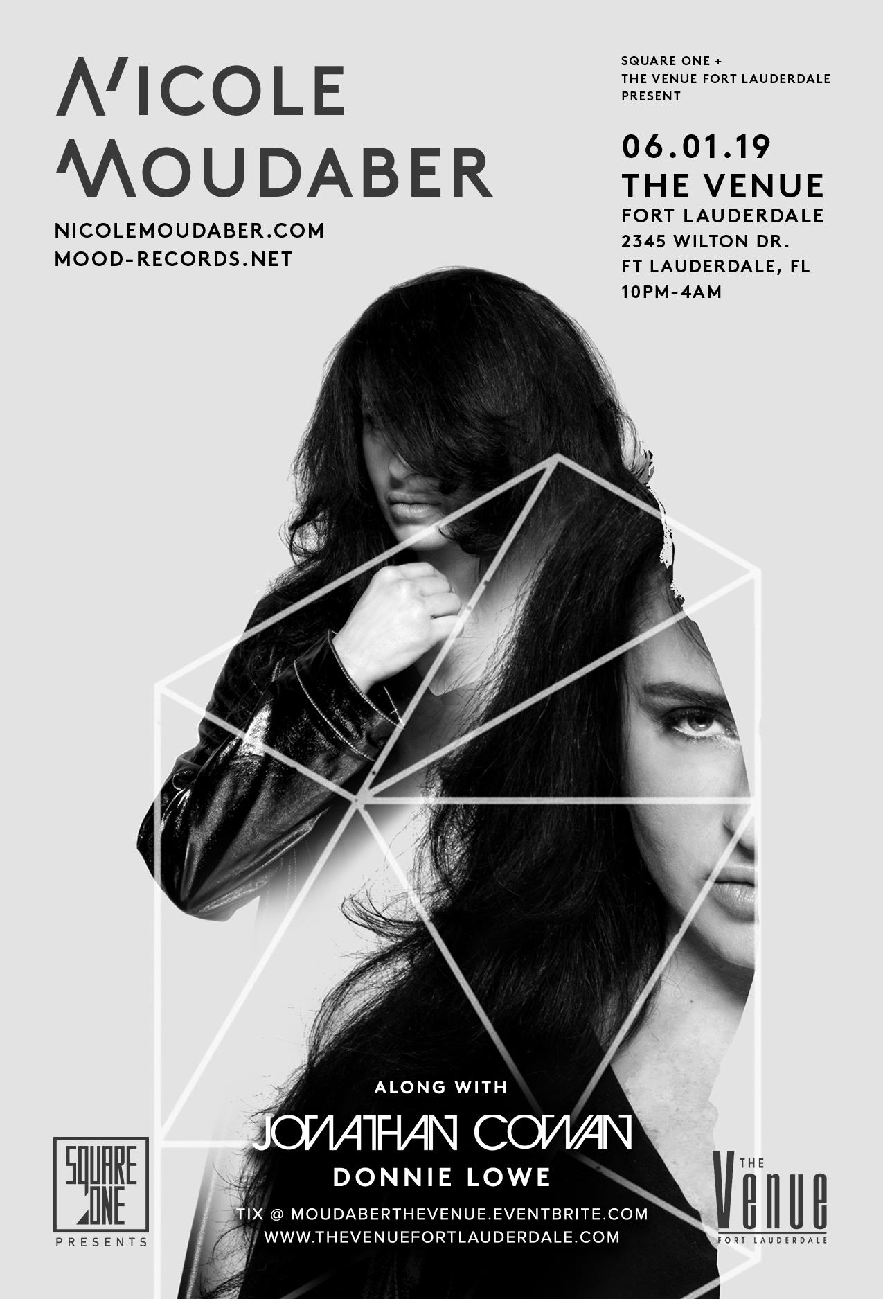 Nicole Moudaber LIVE