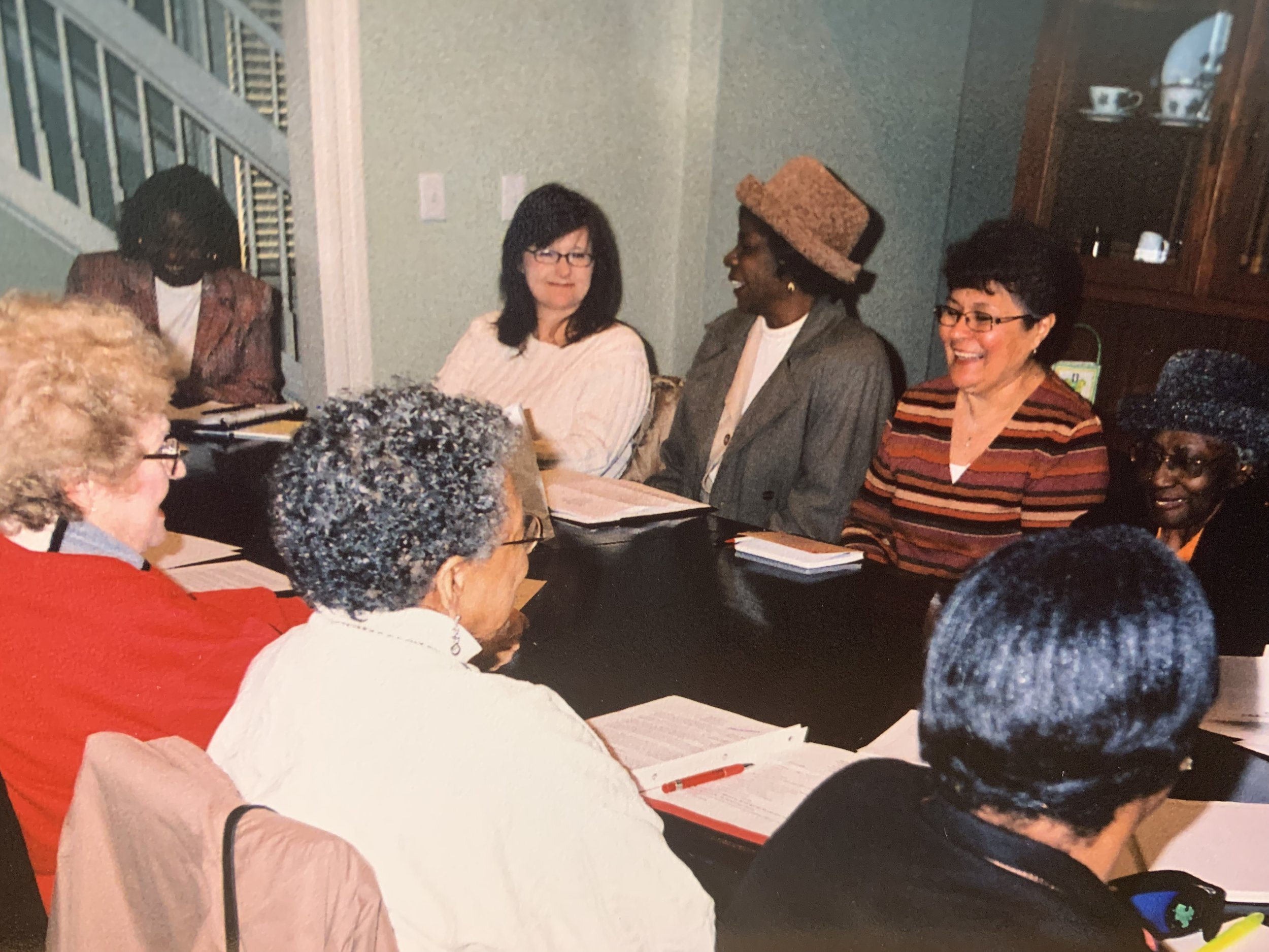 First meeting of CWUM at Renascence 2002