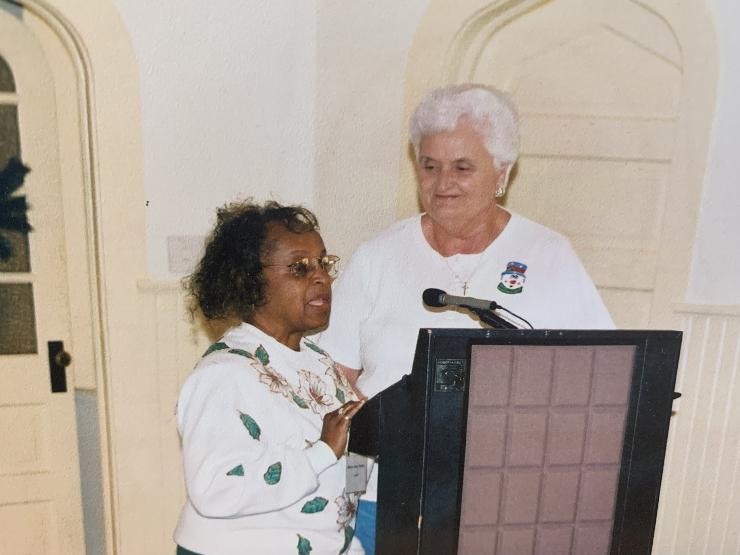 First CWUM Bus Boycott Breakfast 2002