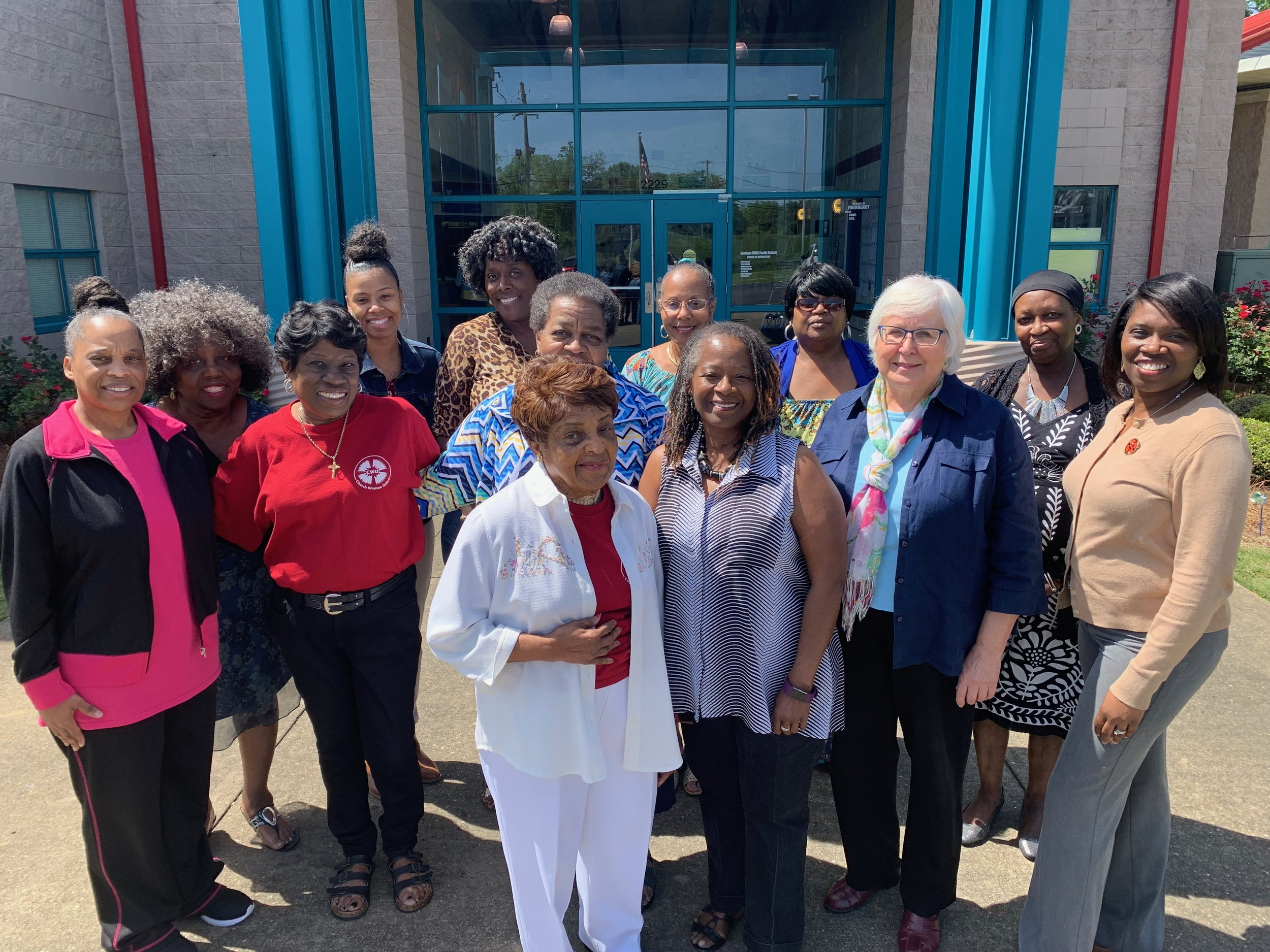 CWUM April 2019 Meeting at the Kershaw Branch YMCA
