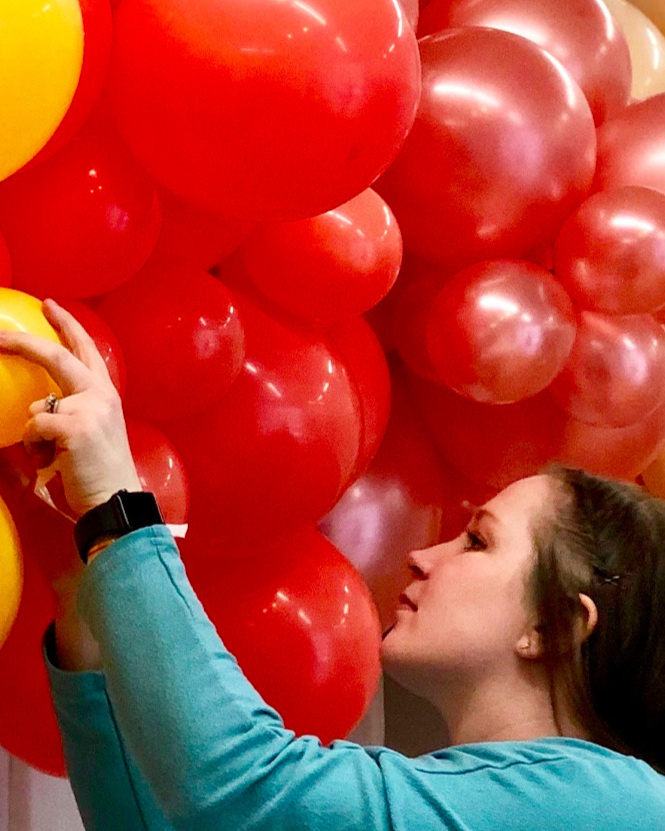 """""""Life is like a balloon. - IF YOU NEVER LET YOURSELF GO,YOU'LL NEVER KNOW HOW FAR YOU CAN RISE."""""""