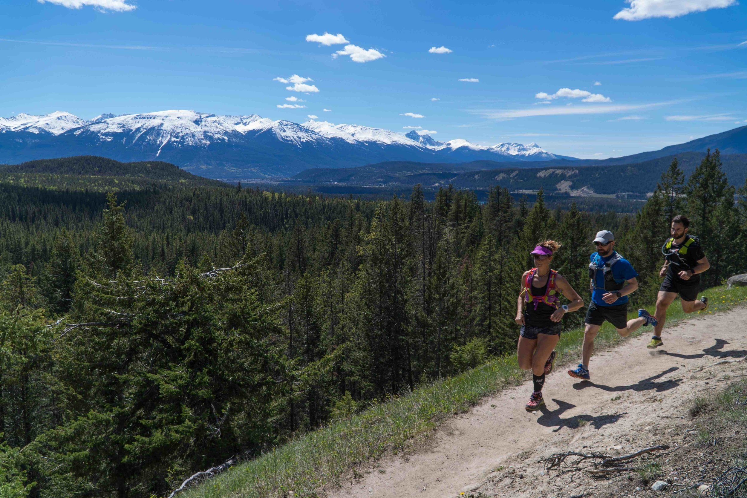 NEW 2019 - Our new adventures for this year have us picking up the pace and running across the amazing trails of Jasper National Park. If you always wanted to try Trail Running book with us for anything from a short jaunt on the trails close to town to a longer run through the wilderness! We will still stop for photos and learning!