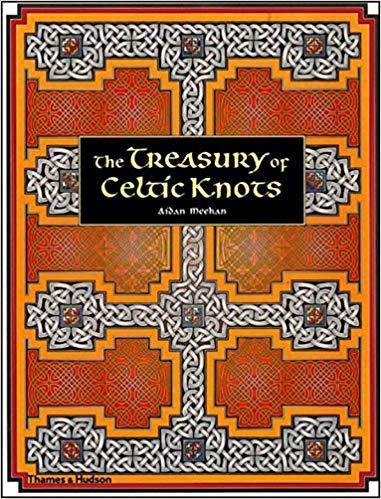The Treasury of Celtic Knots - Aidan Meehan