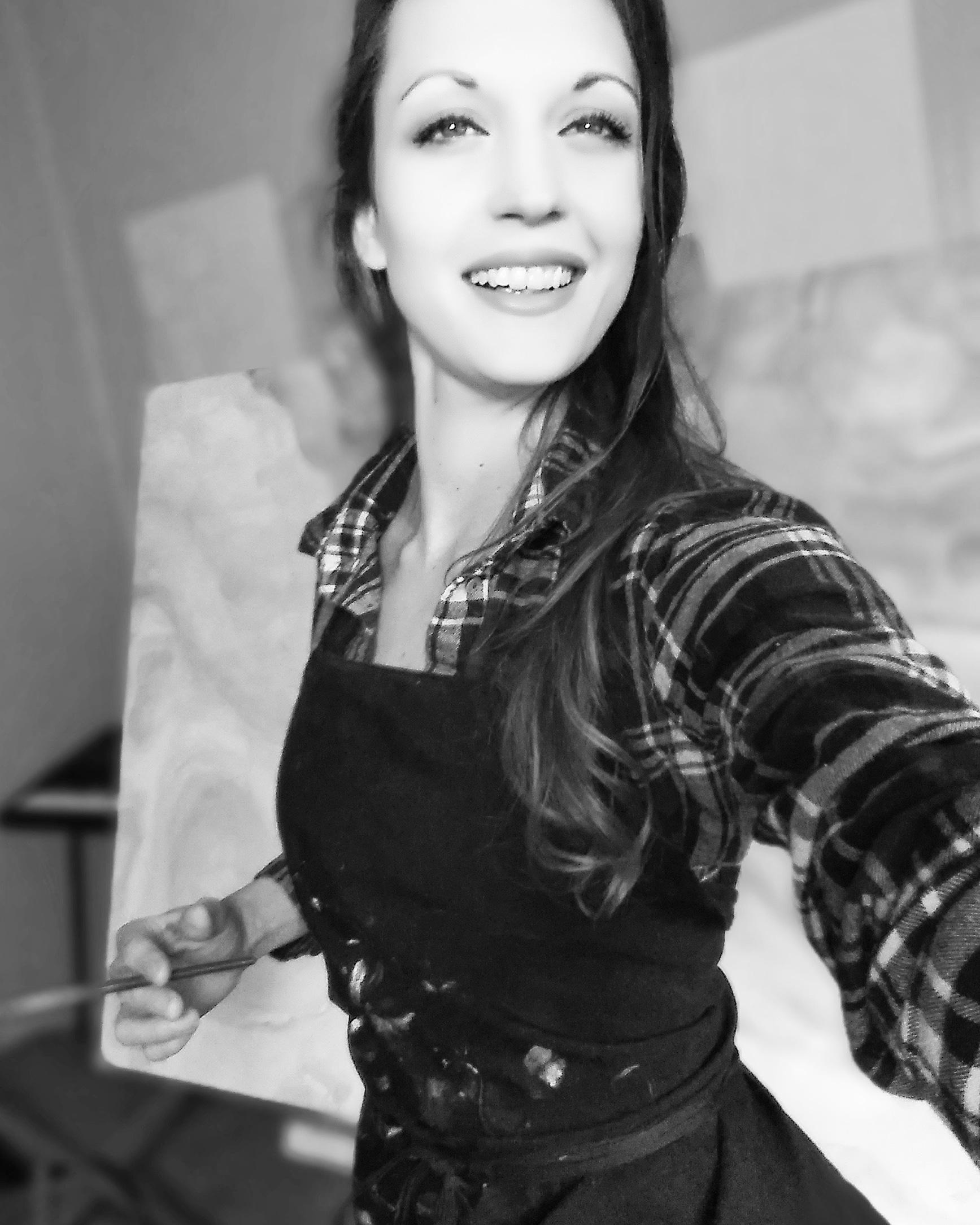 Kristen Grief - Artist and owner