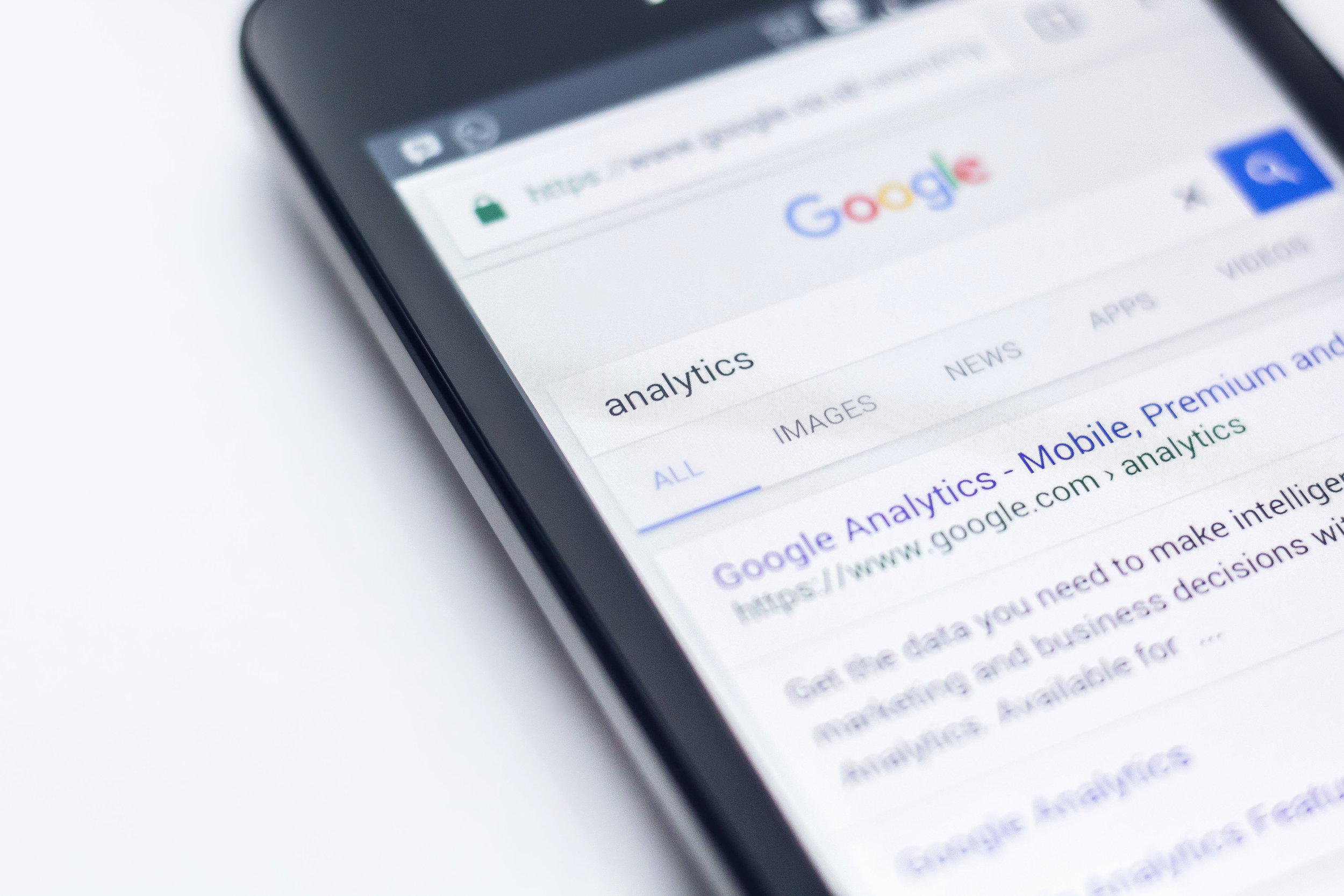 google analytics pro in des moines