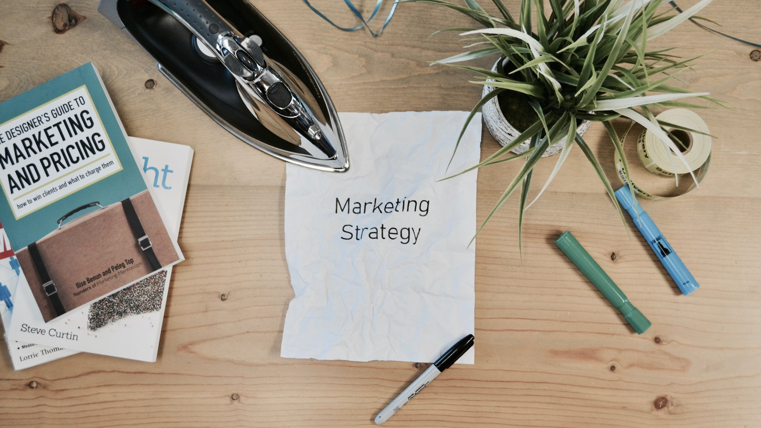 Building a business is hard, get some help - Finding a Marketing Partner