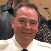 Chief Raymond C. Stufflet