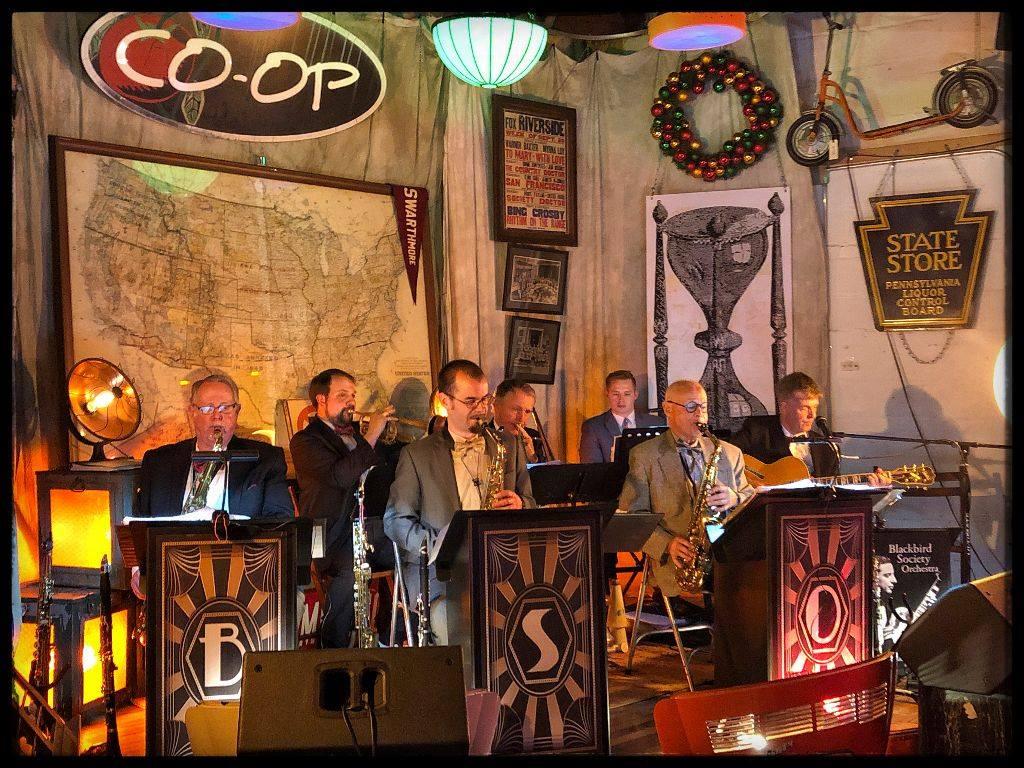 Blackbird Society Orchestra at WaR3house 3
