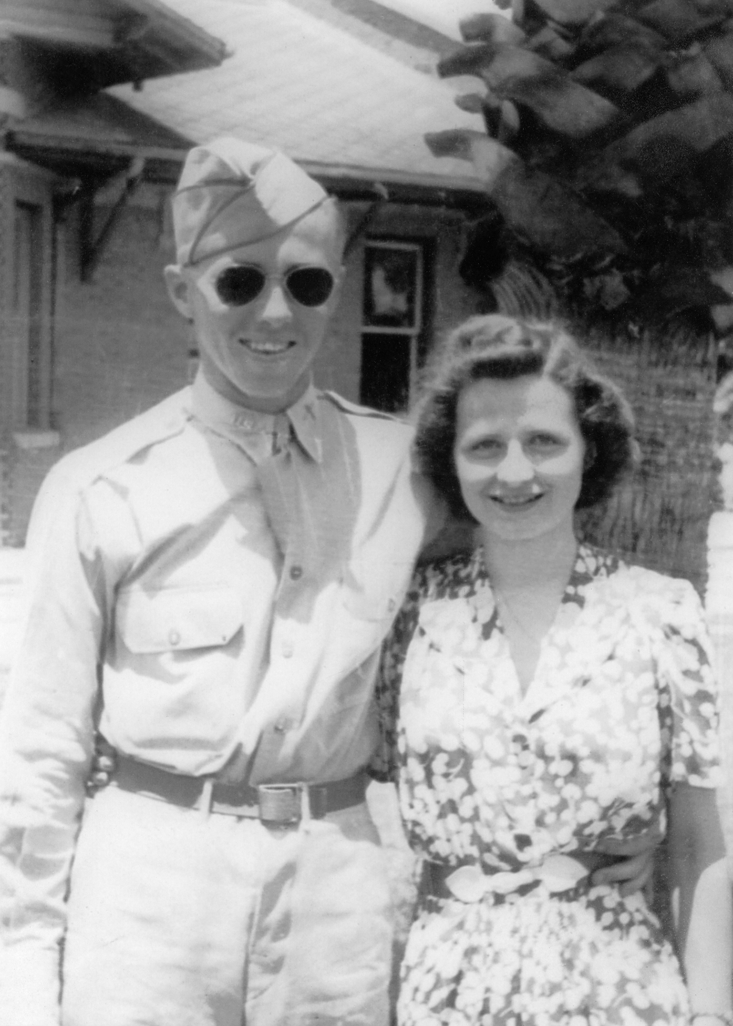 Harry and Jean Louise Miller