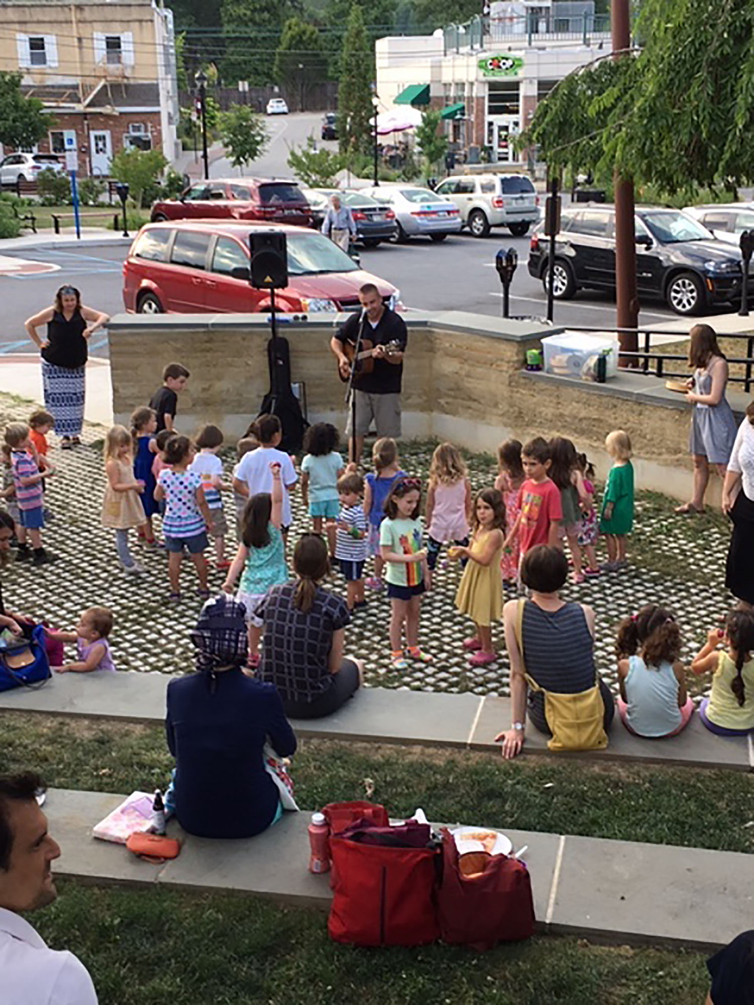 SPL's Wonderful Wednesdays begin at the amphitheater on June 27.