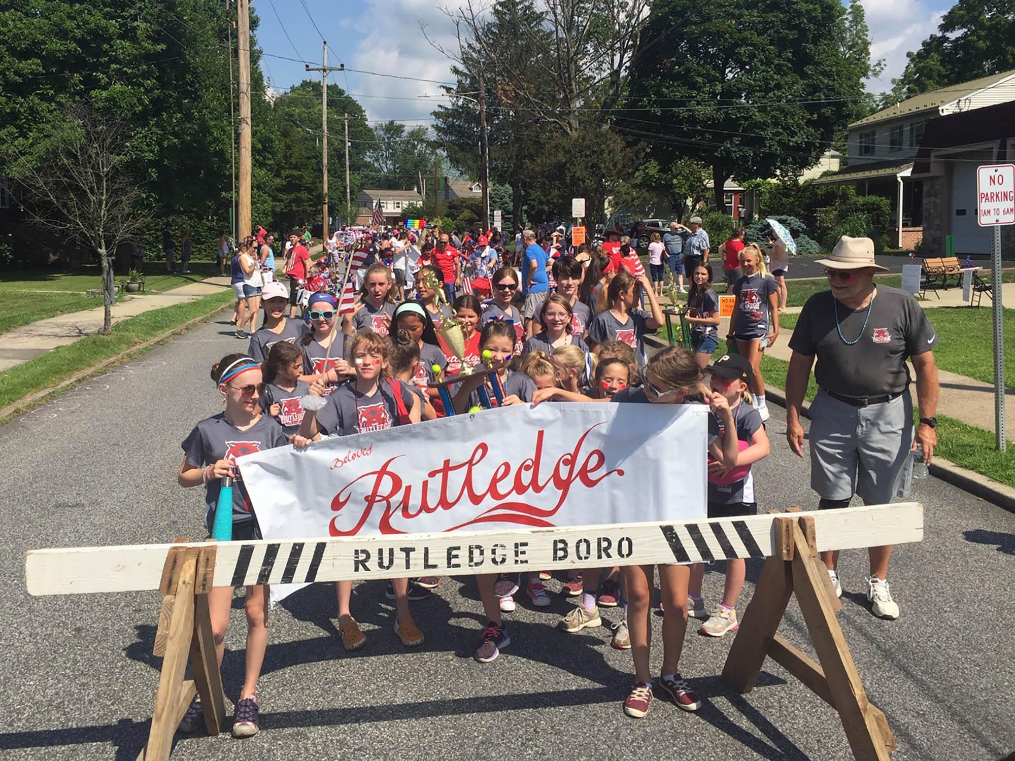 Rutledge Independence Day celebration