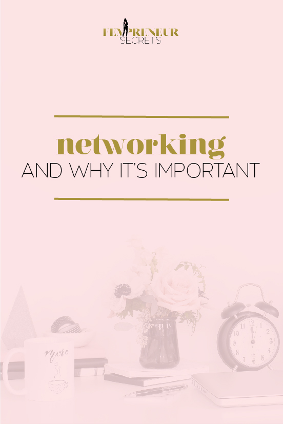 Secret File #025: Networking and Why It's So Darn Important