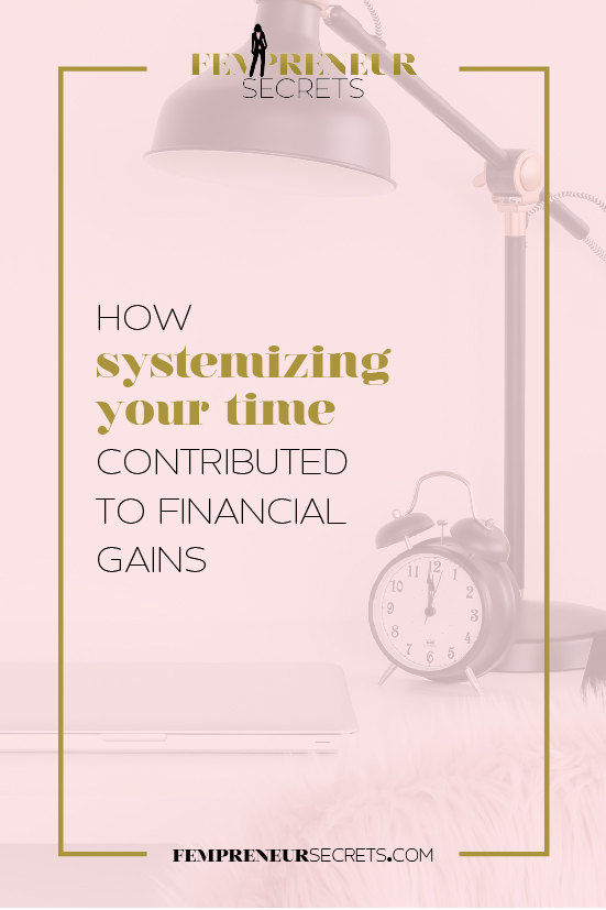 Secret File #024: Systemizing Your Time To Fulfill Your Goals