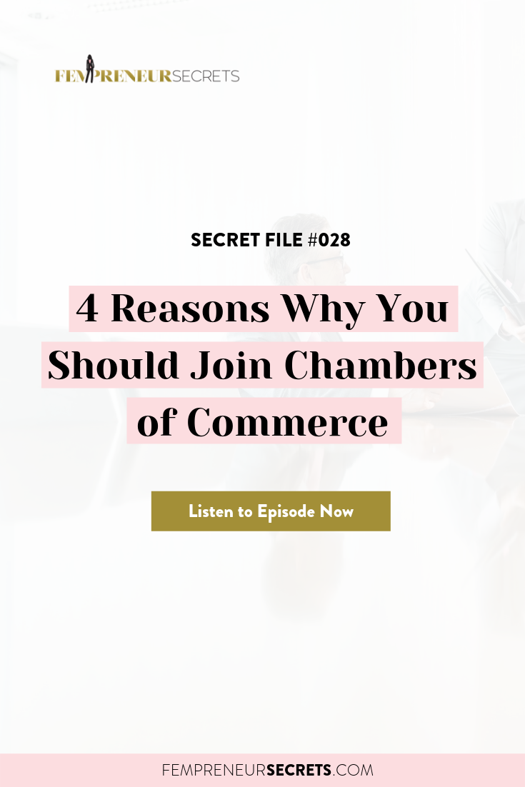 4 Reasons Why You Should Join Chambers of Commerce