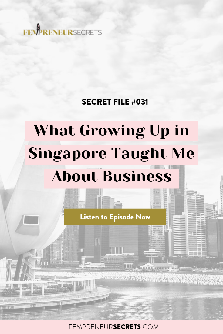 What Growing Up in Singapore Have Taught Me About Business
