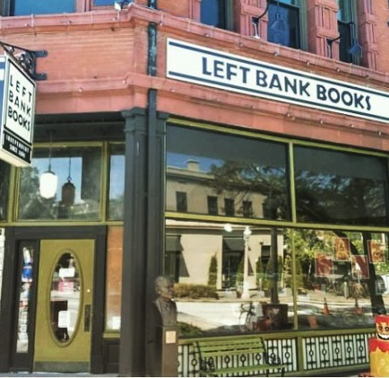 Thrilled to announce that P is for Psychology is now being sold at @leftbankbooks, the iconic 50 year-old independent bookstore in my hometown of St. Louis! Available in-store or online (link in bio)!