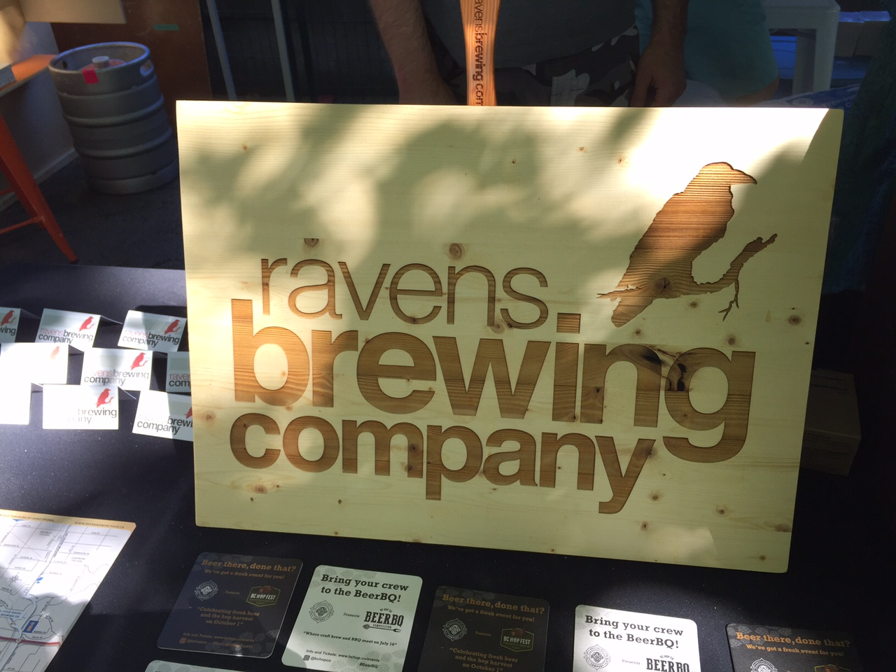 craft beer vancouver vcbw van pours ravens brewing raven's IRA