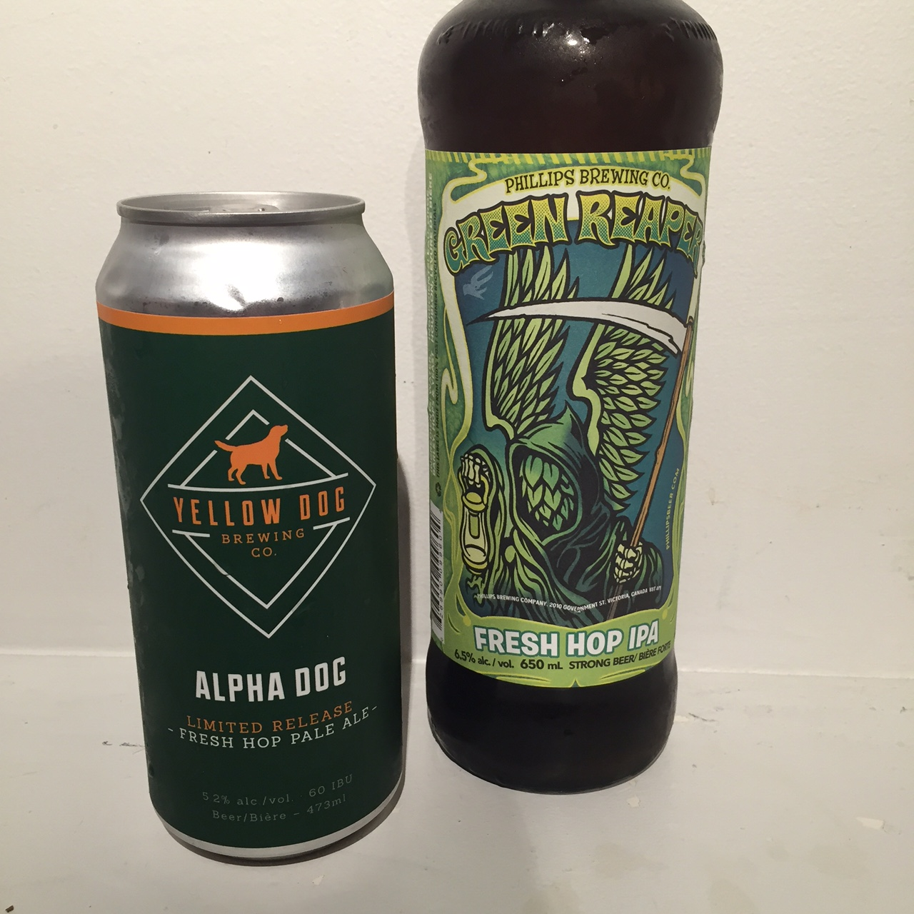 yellow dog port moody phillips victoria fresh hop IPA pale ale