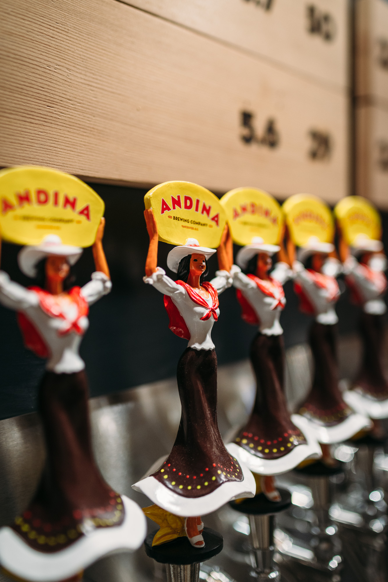 Andina Brewing Company; BC; craft beer, brewery opening