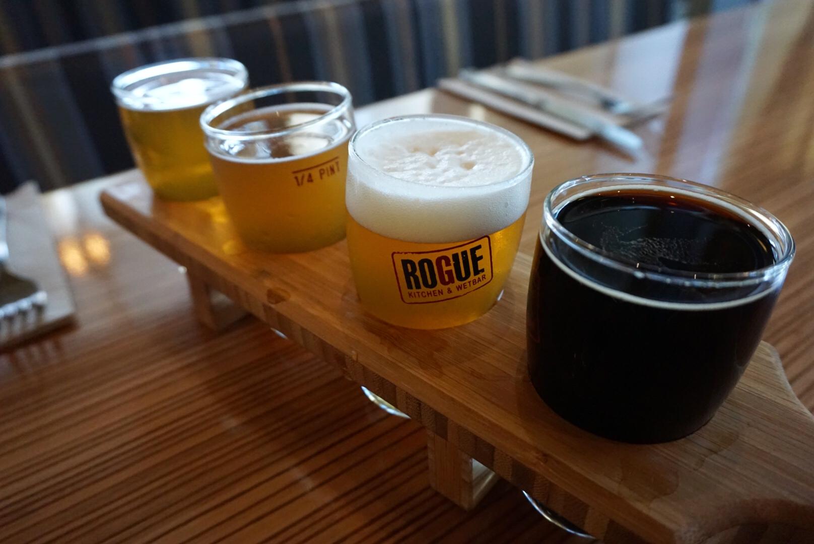 alesmith brewing craft beer vancouver beerthirst rogue kitchen & wetbar vanpours