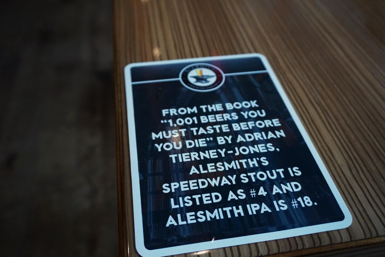 alesmith brewing IPA stout san diego beerthirst vanpours craft beer