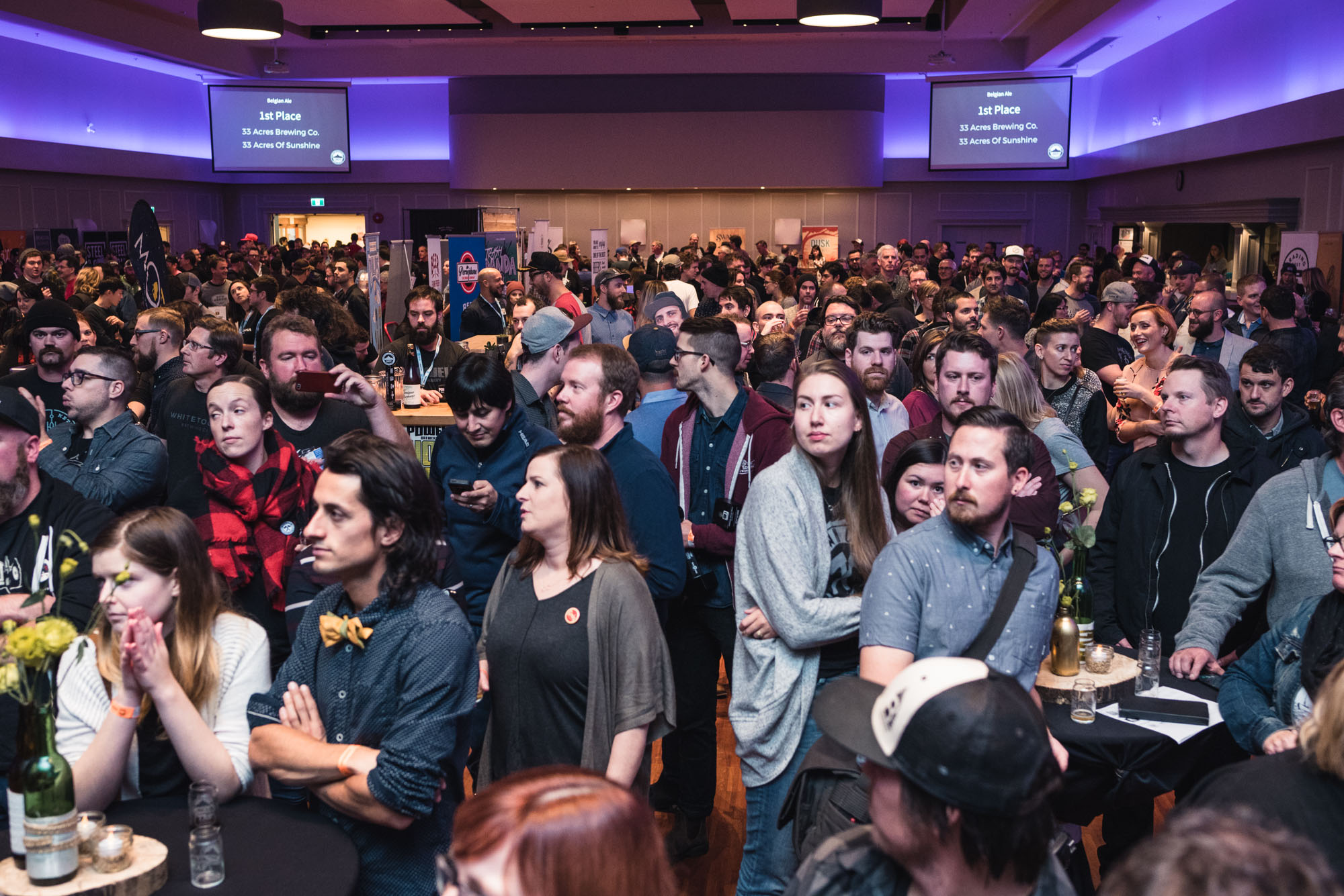 BCBA2017 BC Beer Awards craft beer Vancouver vanpours