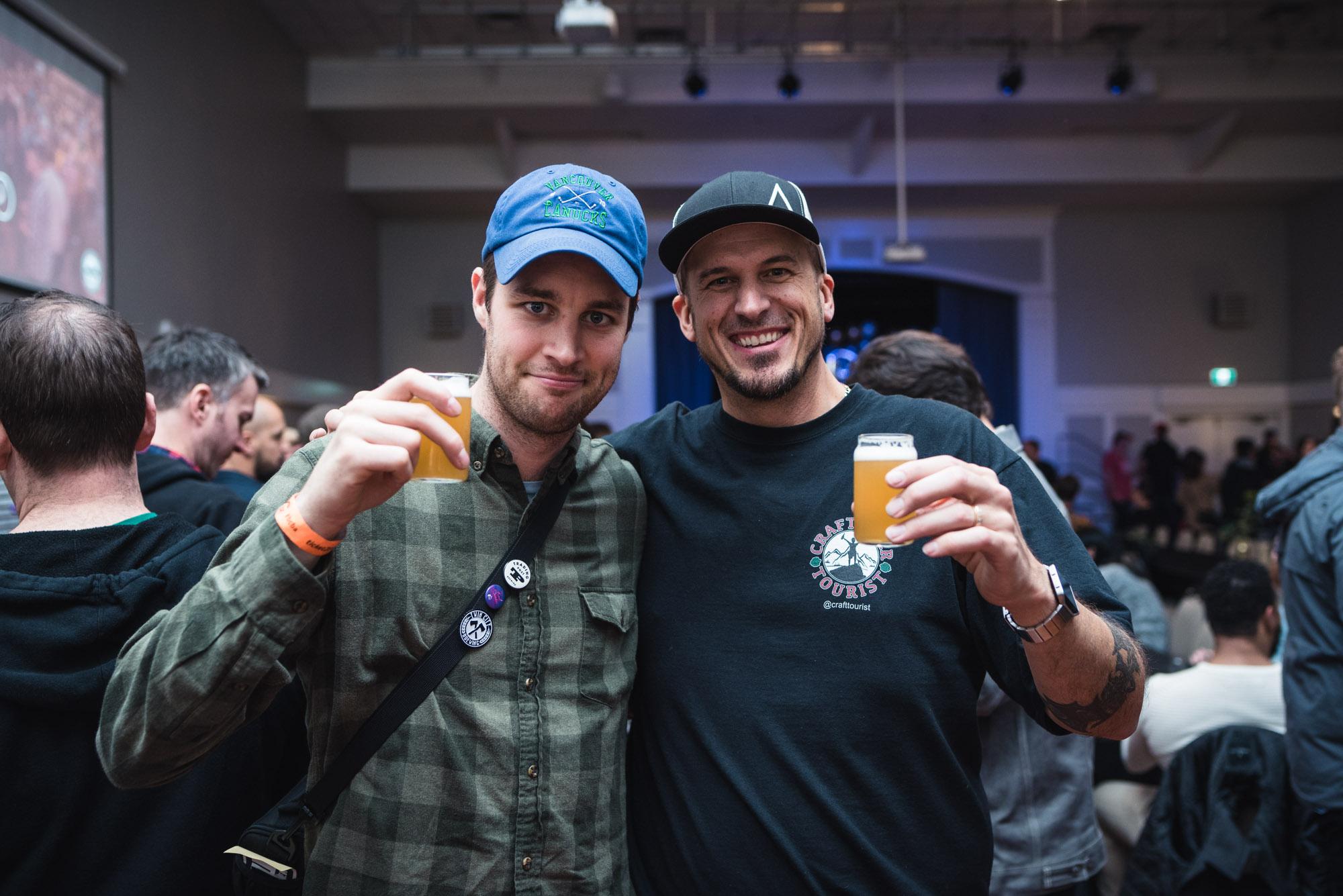 BCBA2017 BCBA craft beer vancouver vanpours blogger