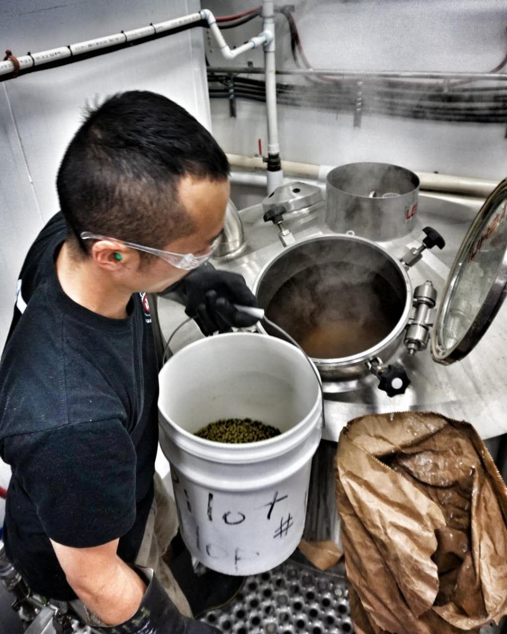 parallel 49 brewing TAPS Brewpub 8x8 Brewing Project craft beer vanpours