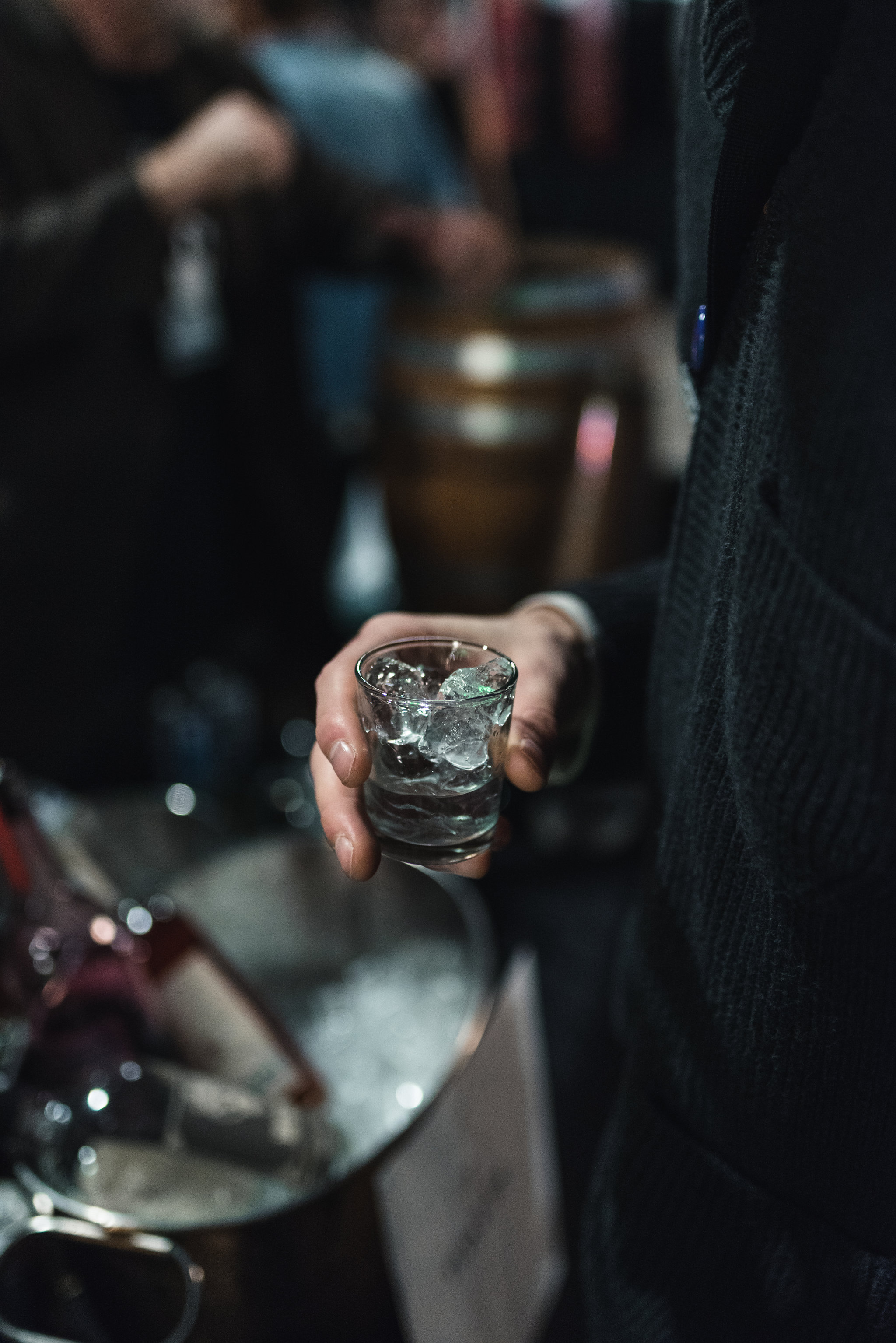 Odd Society Spirits Wallflower Gin Hopscotch Festival 2018 vanpours Vancouver craft spirits