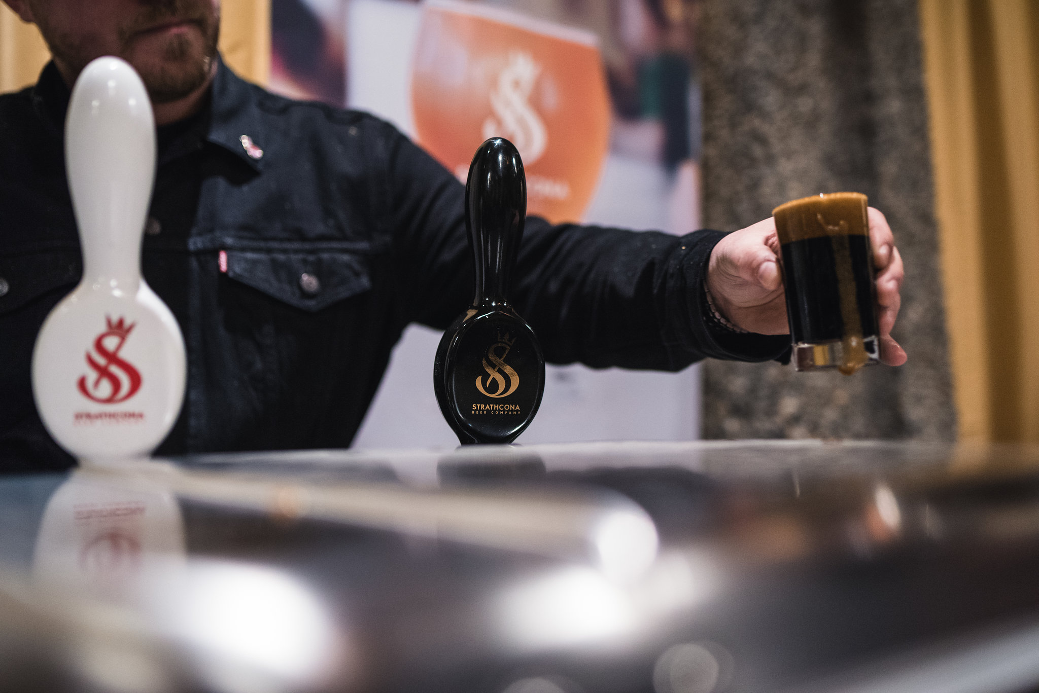 Coquitlam Craft Beer Festival Strathcona Beer Company vanpours