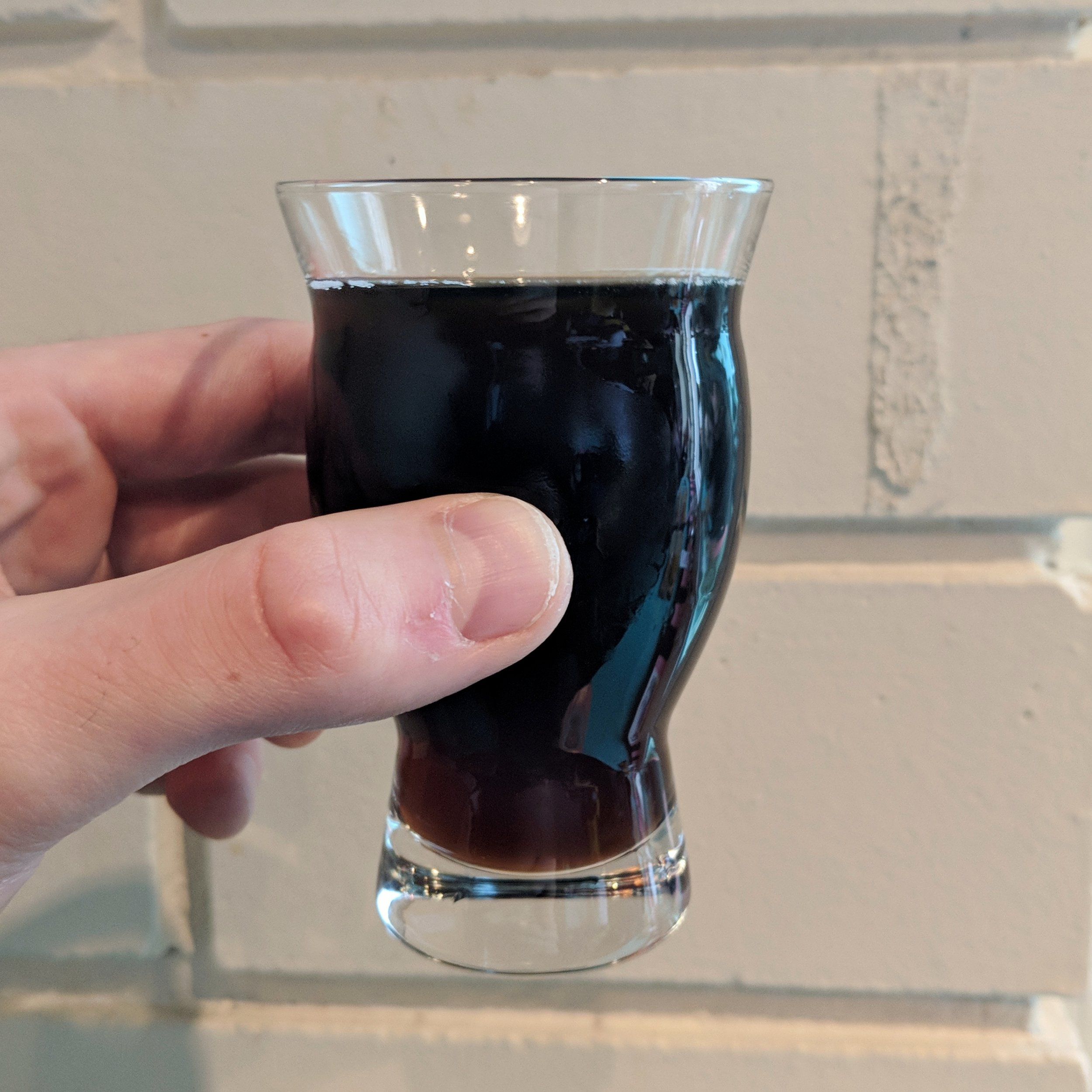 Electric Bicycle Brewing Black Kolsch vanpours BC craft beer Vancouver