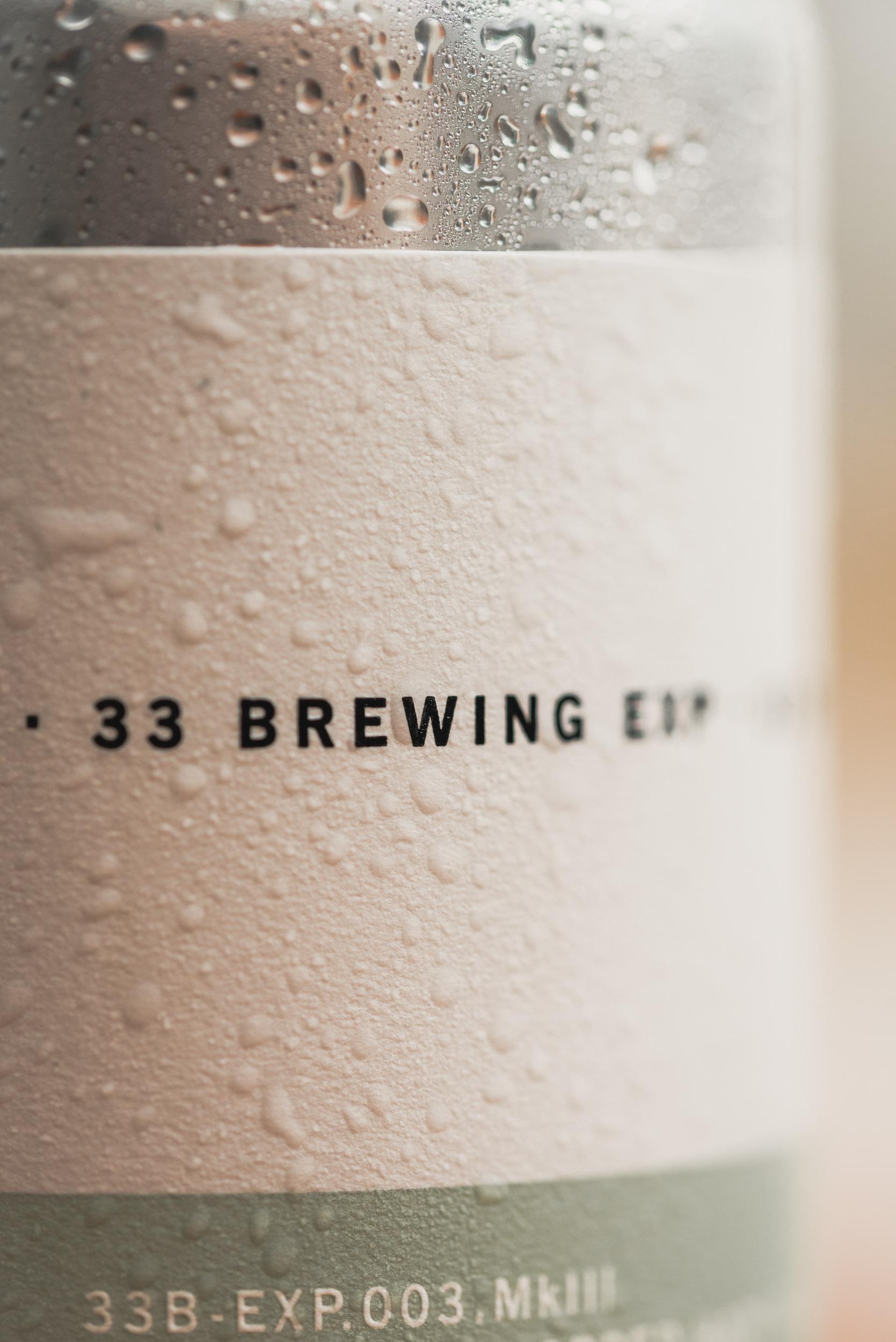 33 Brewing Exp craft beer Vancouver vanpours Van Pours Luke Mikler Photography