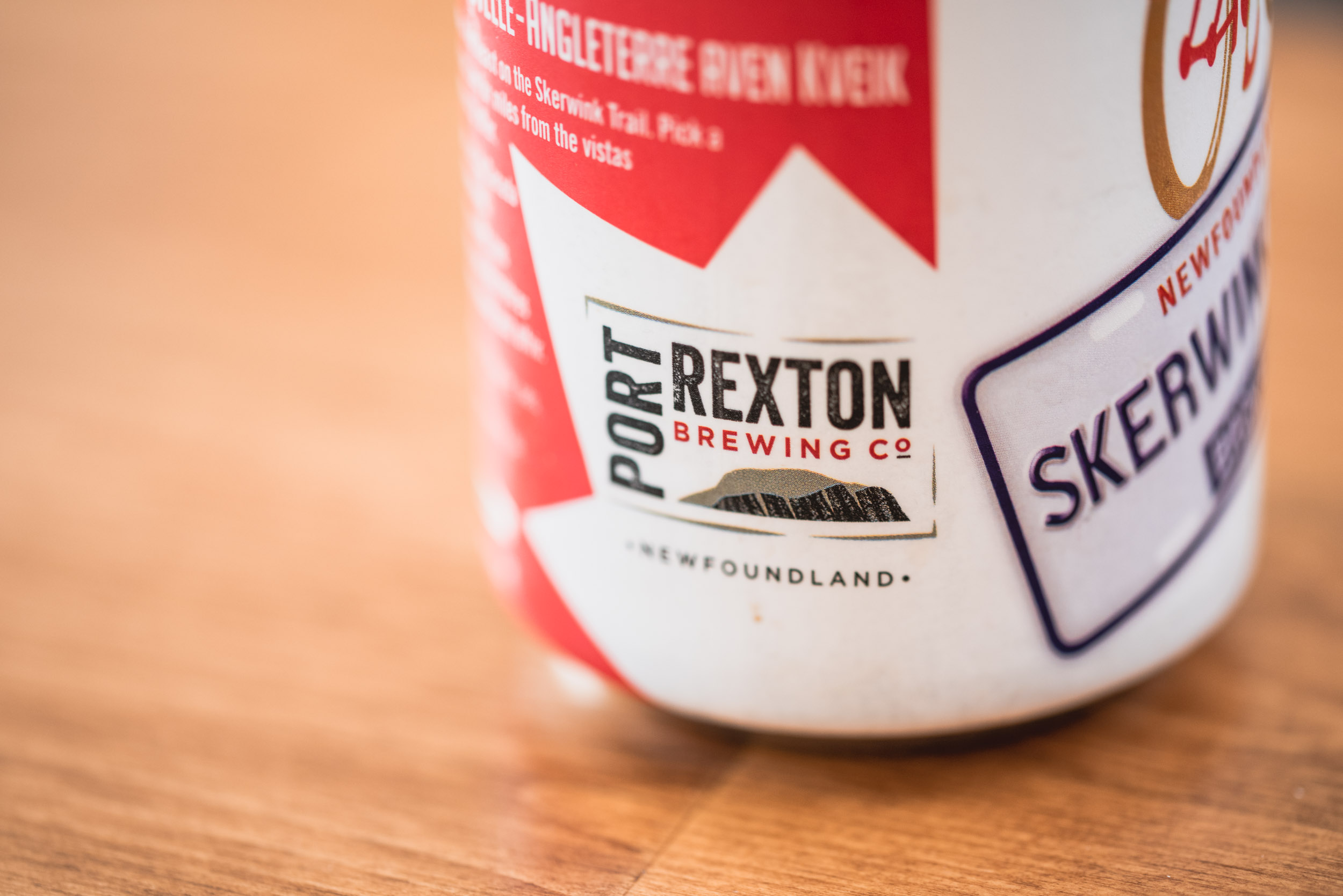 Port Rexton collaboration beer with Red Racer Brewing.