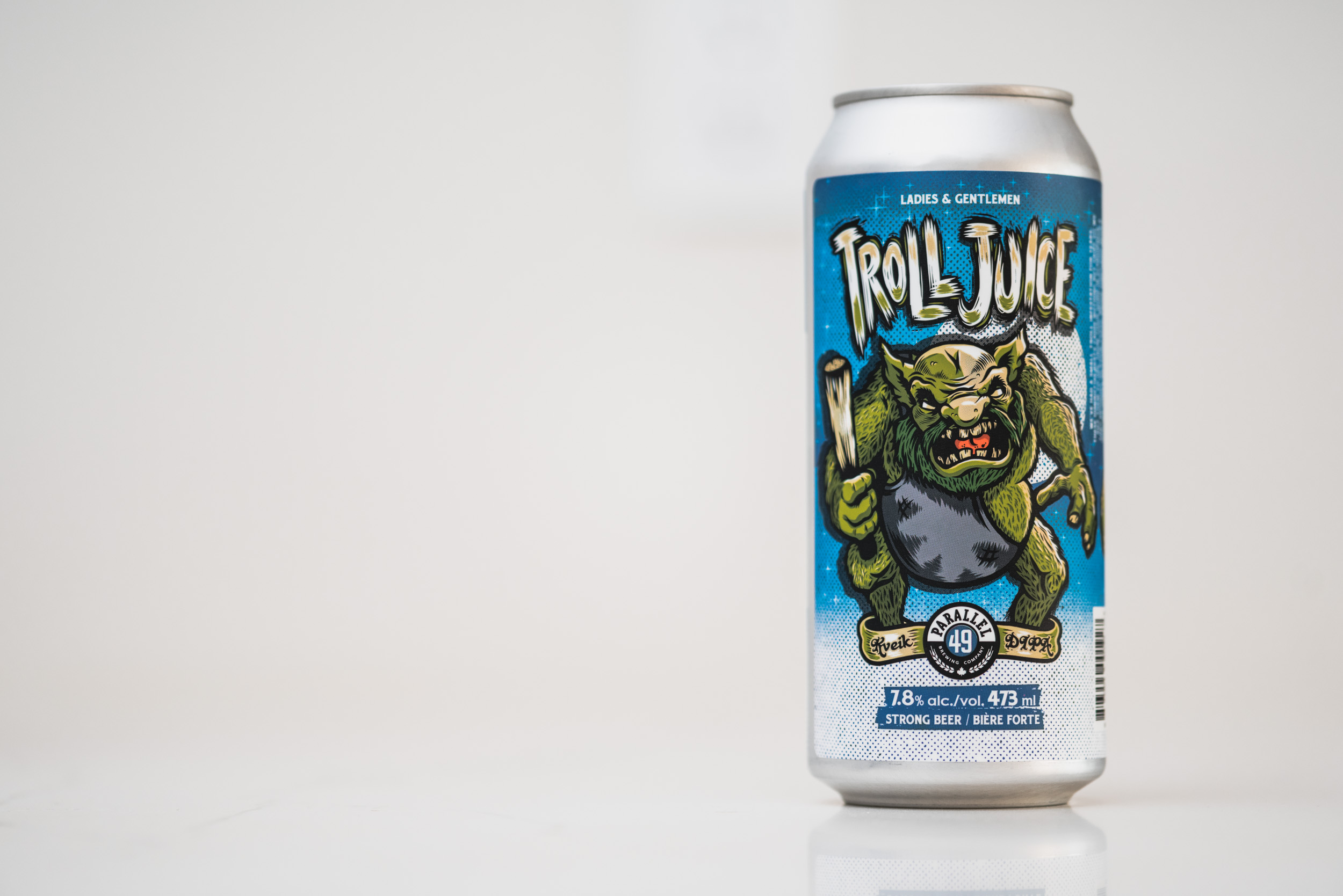 Parallel 49 Troll Juice Kveik Double IPA
